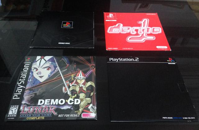 Demo disks