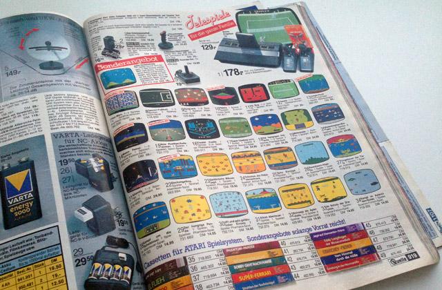 Atari Quelle summer 1987