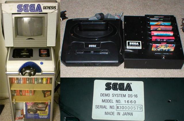Sega DS-16