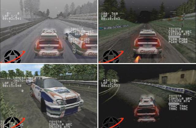 Konami Hyper Rally